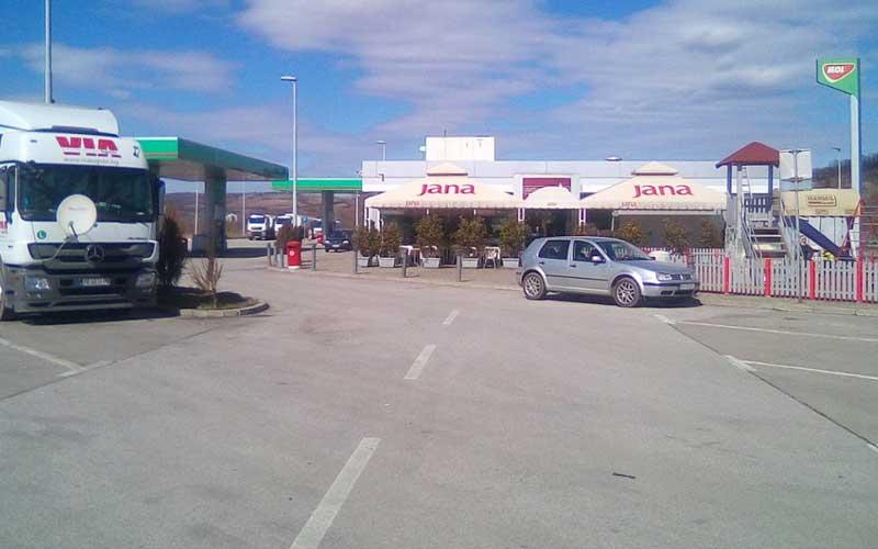 Mol Petrol Vrcin (Niş Yönü)