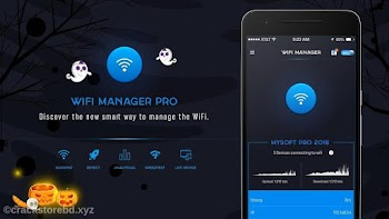 Wifi Manager: Analyze, Signal and Speed Test v1.0 [PRO]