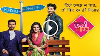 Kundali Bhagya Episode 76 - 25th October 2017 - The Online