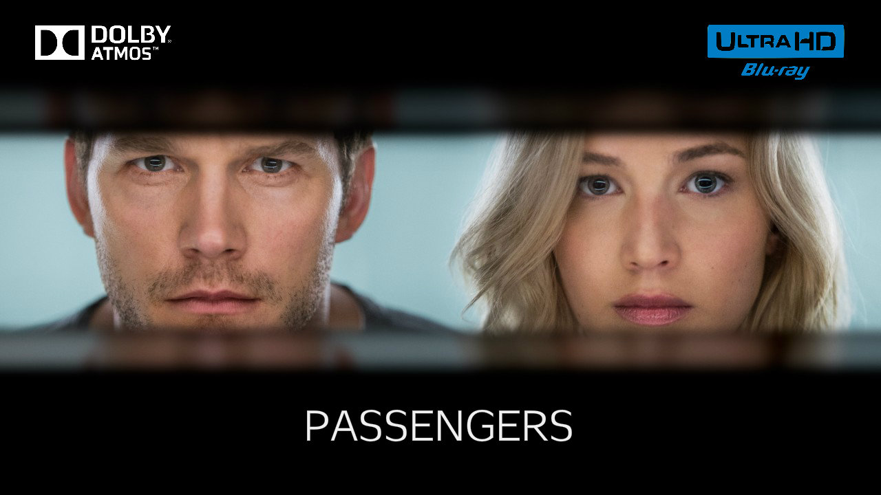 Passengers 4K (2016) 4K Ultra HD Blu-ray