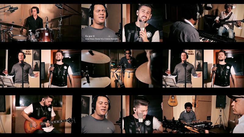 Israel Rojas & Cristian Alejandro - ¨Es por ti¨ - Videoclip. Portal Del Vídeo Clip Cubano
