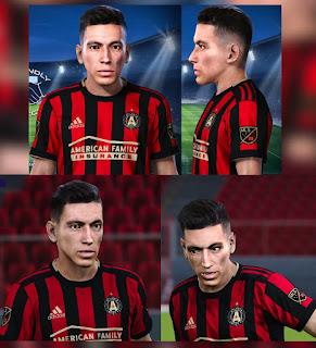 PES 2021 Faces Ezequiel Barco by Davidoneseven