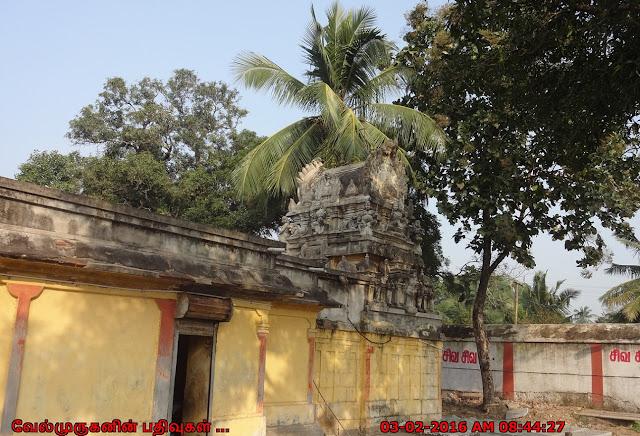 Icha Sakthi Temple Chennai