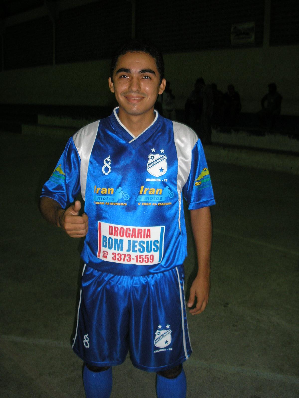 União São Cristóvão Futsal parabeniza BAYA pelo seu aniversário c3ce0914432bd