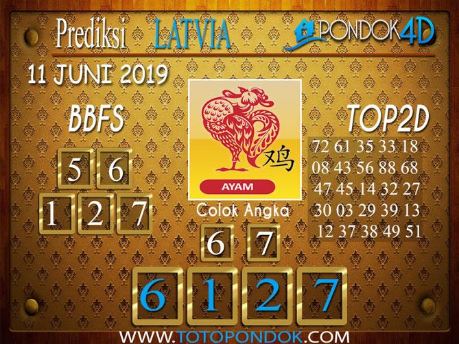 Prediksi Togel LATVIA PONDOK4D 11 JUNI 2019