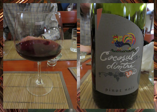 Pinot Noir wine from Cocosul Dintre in Bucharest, Romania