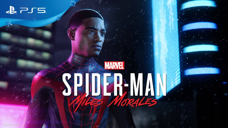 marvel's spider-man miles morales standalone game holiday 2020 ps5 action adventure insomniac games sony interactive entertainment