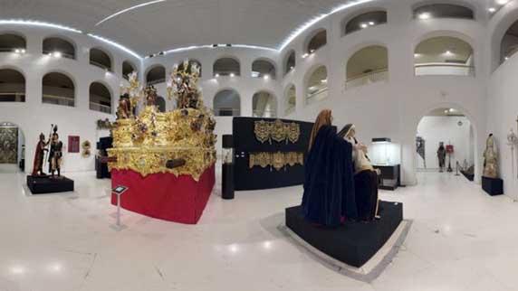 La exposición 'Una Historia de Fe' de Cádiz ya puede visitarse virtualmente