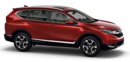 2017 Honda CRV Release Date Canada