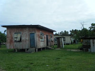 Fijian home