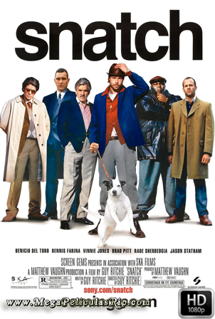 Snatch [1080p] [Latino-Ingles] [MEGA]