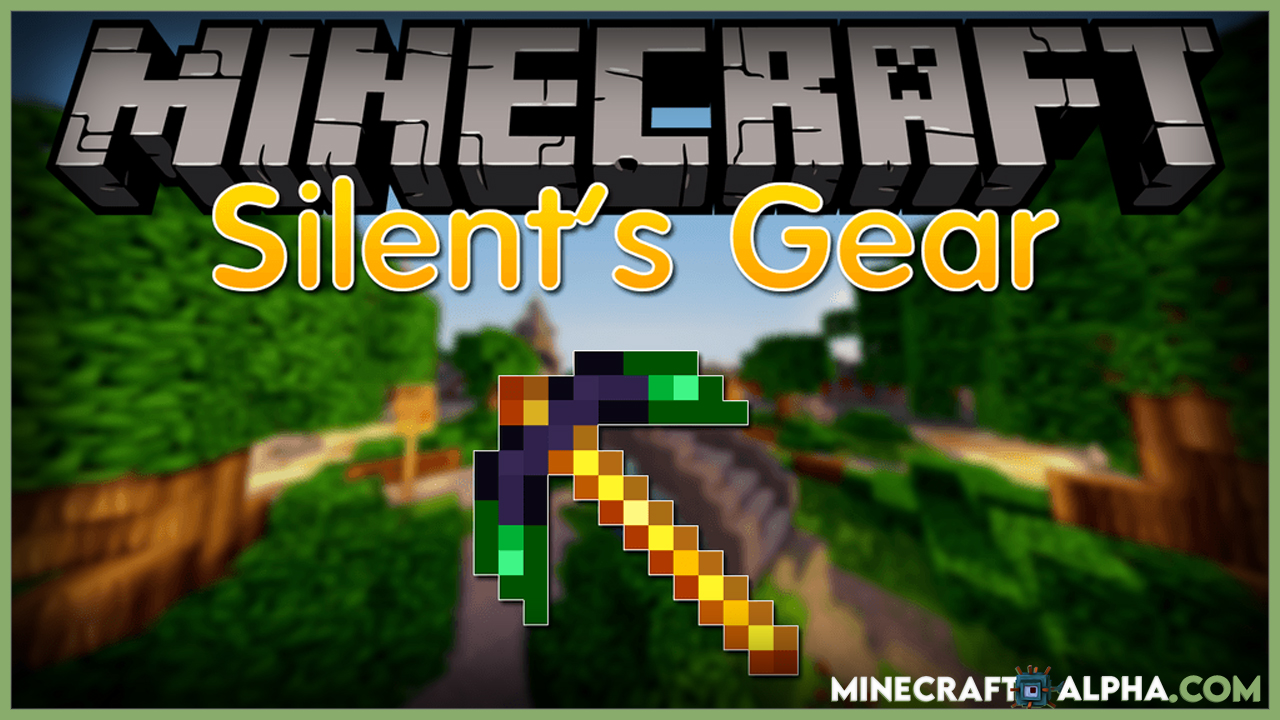Minecraft Silent Gear Mod