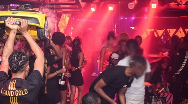 B Club Nairobi, Kiza Restaurant and Lounge, Space Lounge, Grill and Explorer Tavern photos