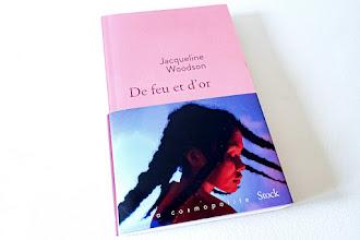 Lundi Librairie : De feu et d'or - Jacqueline Woodson