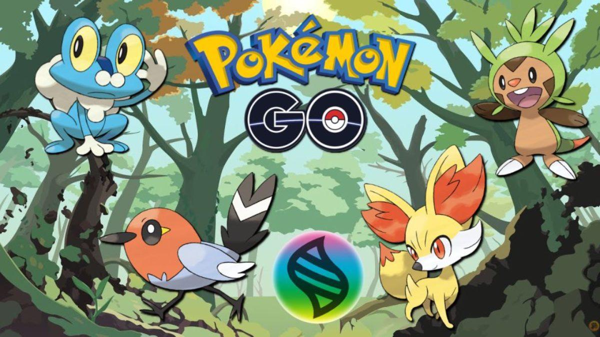 Pokémon Go: how to get Fennekin, Froakie and Klefki