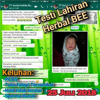 Herbal Bee Untuk Penyumbatan Tuba