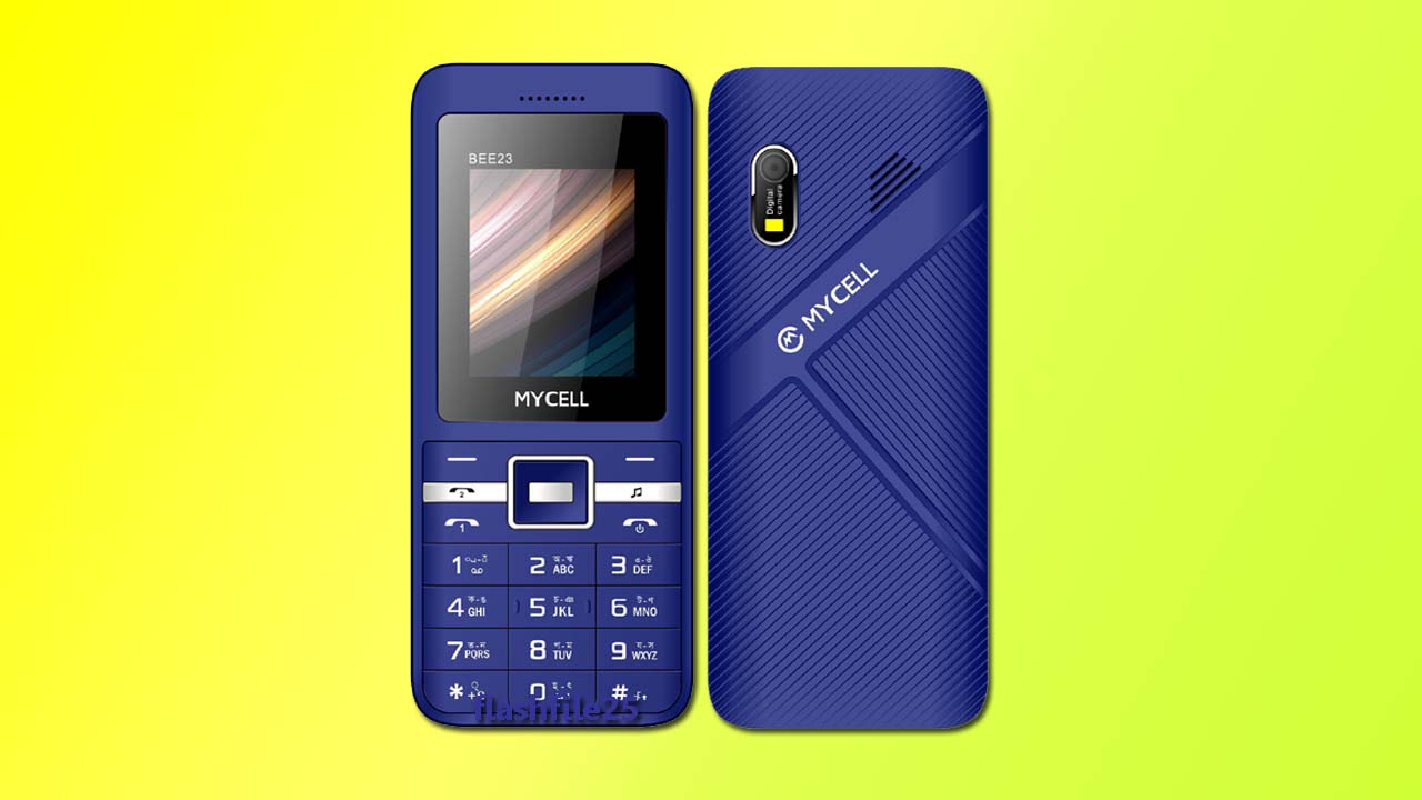 Mycell BEE23 flash file without password, Mycell BEE23 6531e flash file, Mycell BEE23 firmware, Mycell BEE23 pin code,