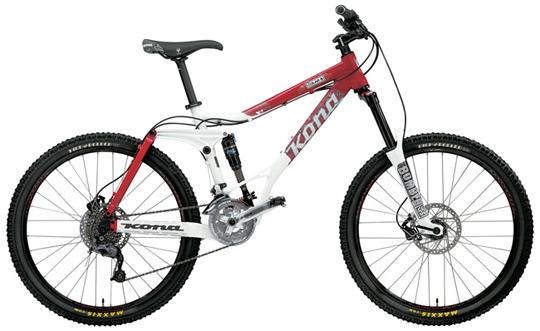 Sepeda Gunung MTB Freeride Gambar Sepeda Gunung MTB