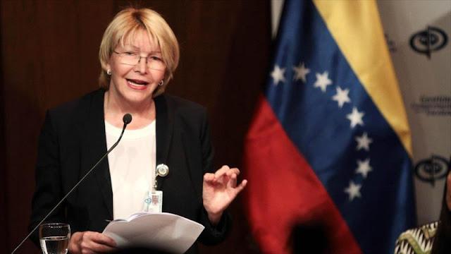 "Fiscal general de Venezuela asegura vivir en ""un Estado policial"""