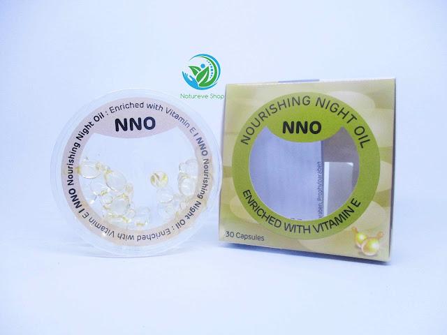 NNO (Nourishing Night Oil) Mega we care