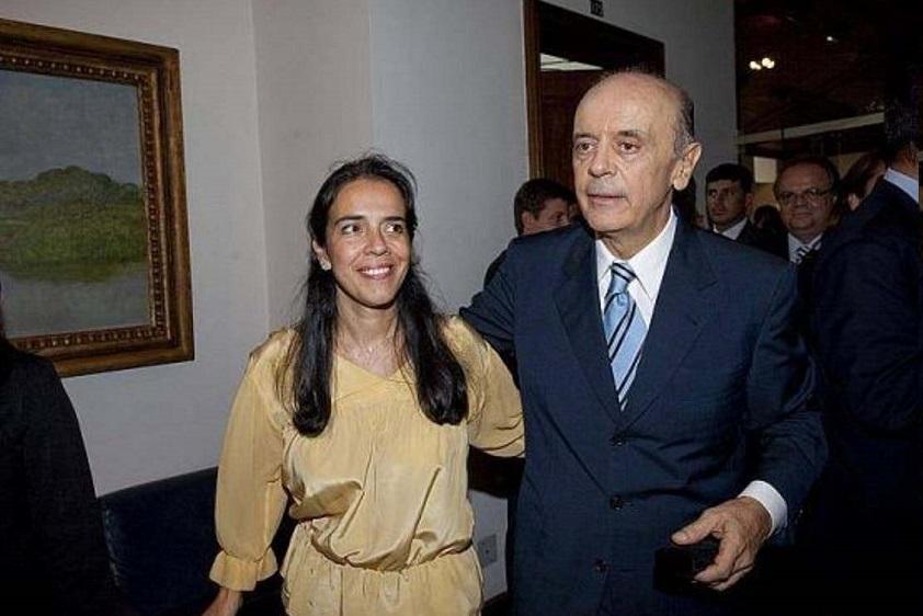 Filha de José Serra usava conta bancária no Panamá para lavagem de dinheiro - Portal Spy Noticias Juazeiro Petrolina