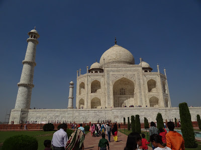 Taj Mahal-the symbol of love