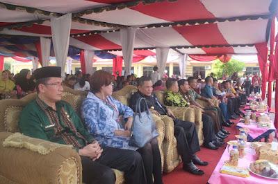 Kakankemenag Hadiri Peresmian Gedung Endra Dharmalaksana Polres Tanjungbalai
