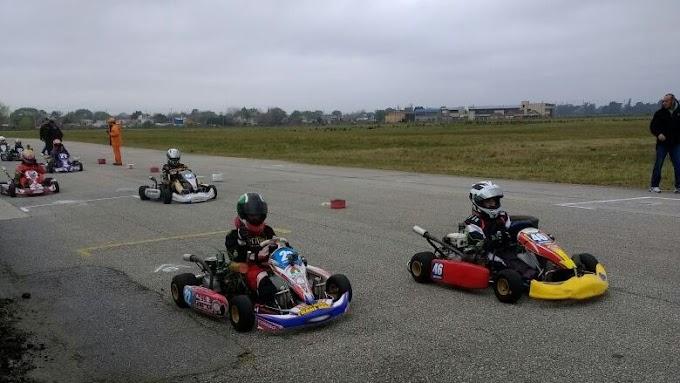 El Kart Regional pone el marcha el Mini torneo de Verano