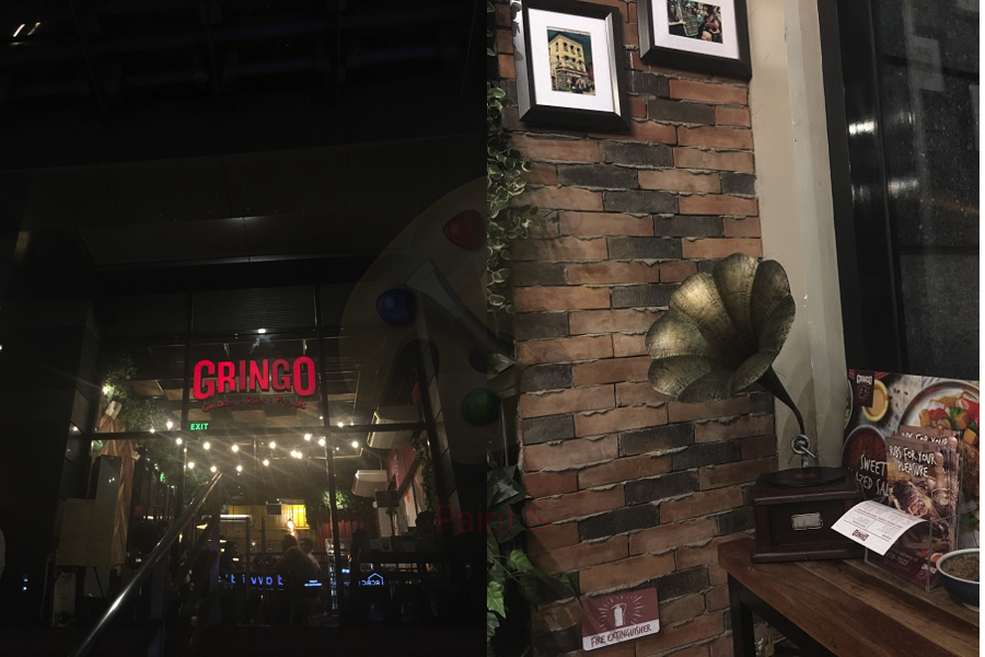 GRINGO RESTAURANT BGC BLOG REVIEW