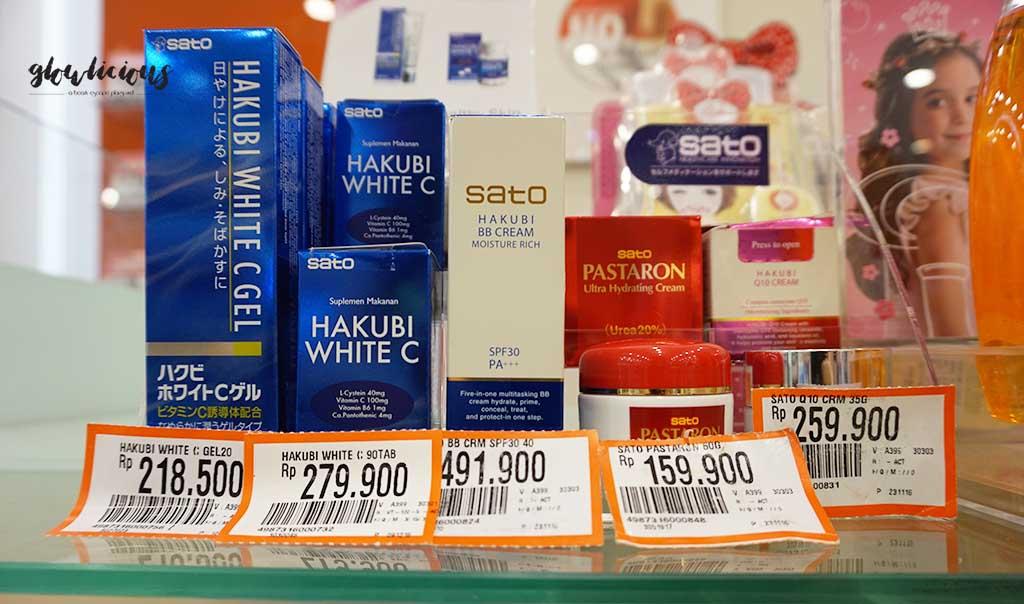 SATO PASTARON Ultra Hydrating Cream Bisa Di Beli Di Guardian Grand INdonesia