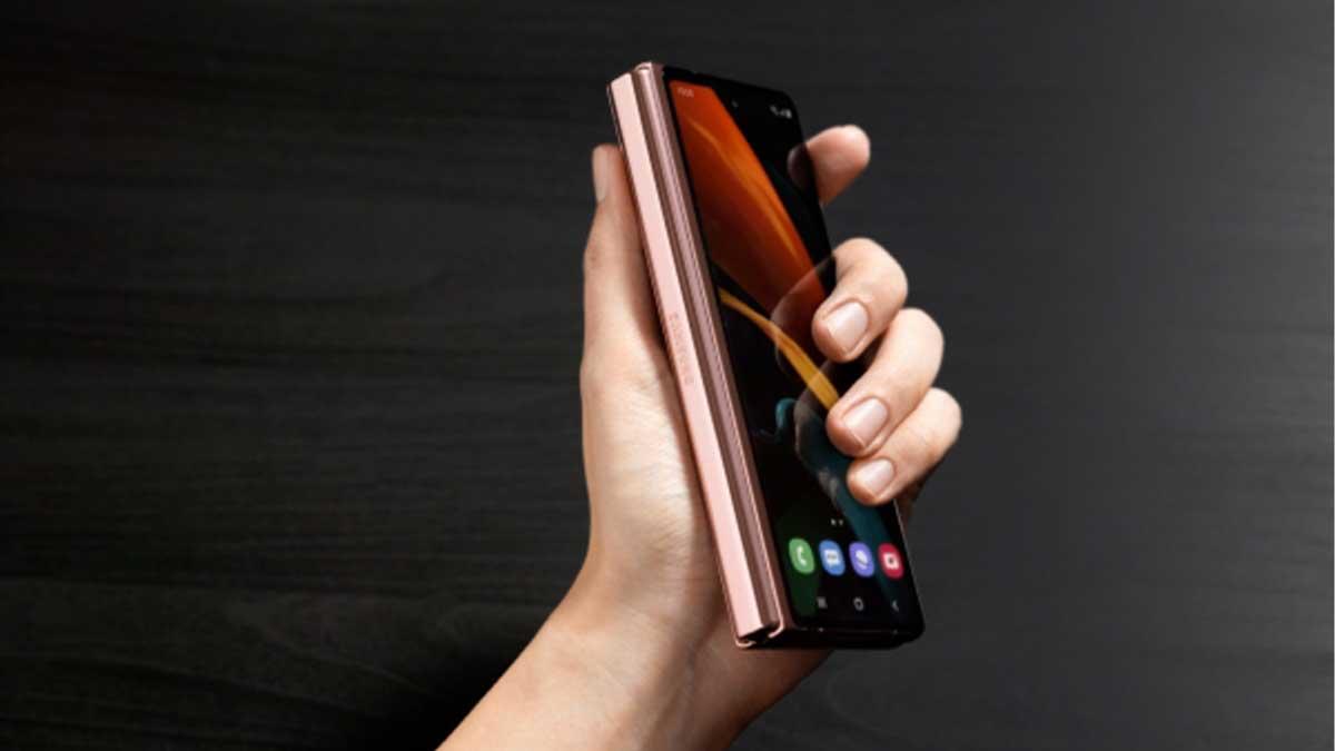 إطلاق Galaxy Z Fold 3 و Galaxy Z Flip 2 في وقت أقرب