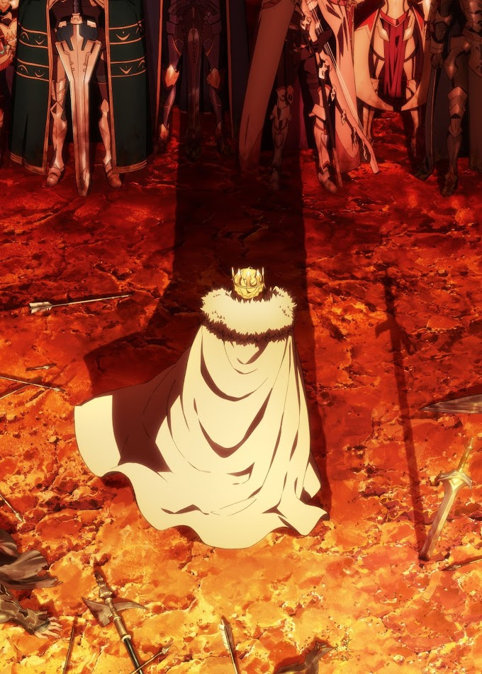 Fate/Grand Order: Shinsei Entaku Ryouiki Camelot Parte 2 - Paladin; Agateram