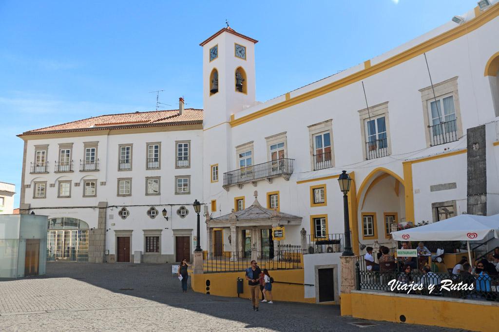Plaza de la República de Elvas