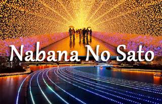 Nabana no Sato el festival de las luces en Japón