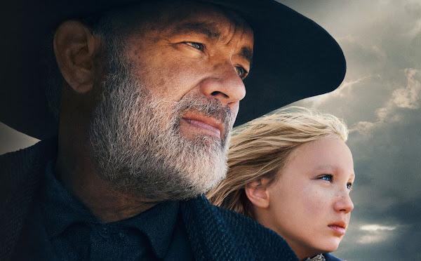 News of the World (Noticias do Mundo) - Netflix - Review - Bonito filme