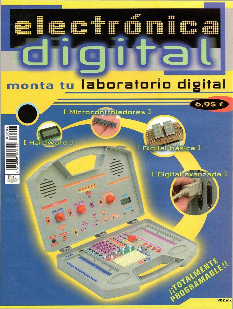 Electrónica Digital 03: Microcontroladores