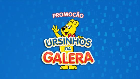 Promoção Ursinhos da Galera Haribo