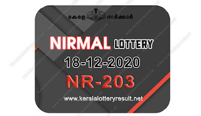 kerala lottery result, kerala lottery kl result, yesterday lottery results, lotteries results, keralalotteries, kerala lottery, keralalotteryresult, kerala lottery result live, kerala lottery today, kerala lottery result today, kerala lottery results today, today kerala lottery result, Nirmal lottery results, kerala lottery result today Nirmal, Nirmal lottery result, kerala lottery result Nirmal today, kerala lottery Nirmal today result, Nirmal kerala lottery result, live Nirmal lottery NR-203, kerala lottery result 18.12.2020 Nirmal NR 203 18 December 2020 result, 18 12 2020, kerala lottery result 18-12-2020, Nirmal lottery NR 203 results 18-12-2020, 18/12/2020 kerala lottery today result Nirmal, 18/12/2020 Nirmal lottery NR-203, Nirmal 18.12.2020, 18.12.2020 lottery results, kerala lottery result December 18 2020, kerala lottery results 18th December 2020, 18.12.2020 week NR-203 lottery result, 18.12.2020 Nirmal NR-203 Lottery Result, 18-12-2020 kerala lottery results, 18-12-2020 kerala state lottery result, 18-12-2020 NR-203, Kerala Nirmal Lottery Result 18/12/2020