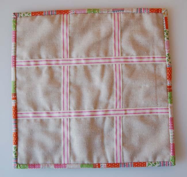 Quilt Binding Tutorial