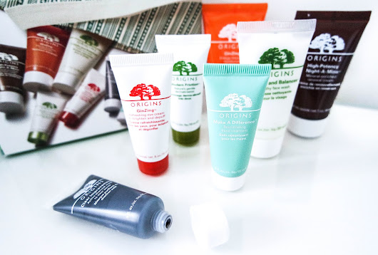 Snippets of Amy: Origins Skincare Favourites