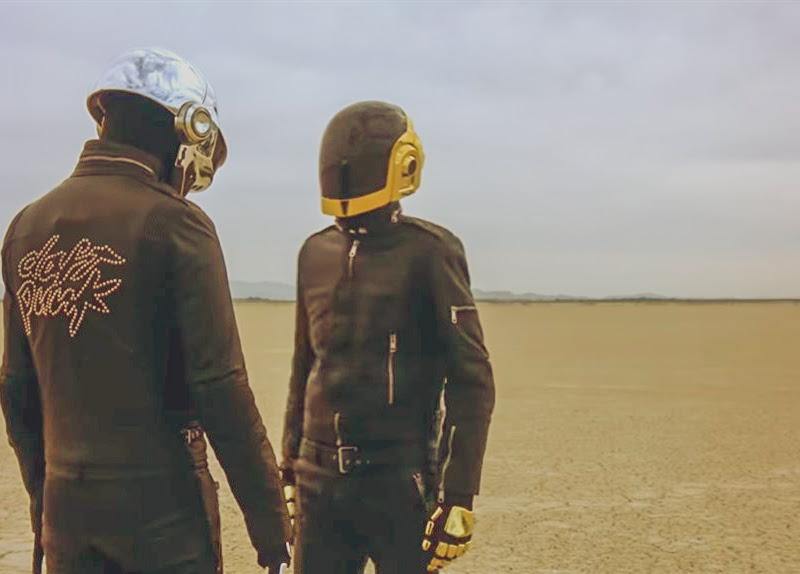 28年的音樂俠:Daft Punk|傻瓜龐克