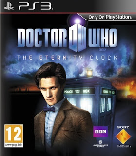 Doctor Who The Eternity Clock PS3 Torrent