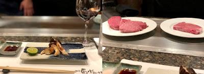 赤ワインRoero Bric Aut Reservaと牛肉