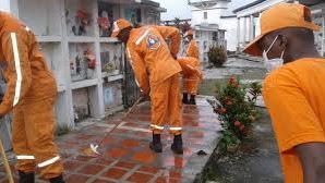 Comunicado de prensa ante situación del cementerio de Quibdó