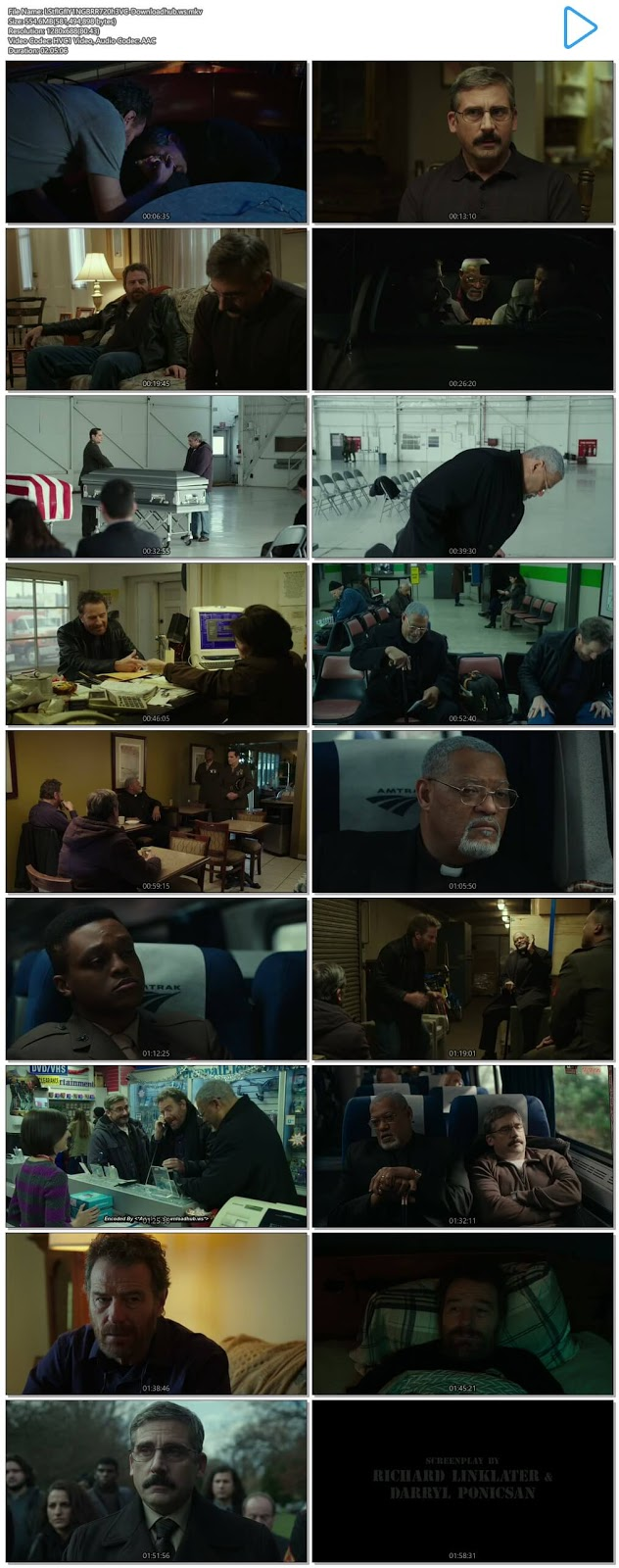 Last Flag Flying 2017 English 720p HEVC BRRip ESubs