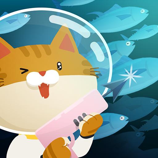 The Fishercat - VER. 4.0.1 Infinite (Coin - Gear) MOD APK