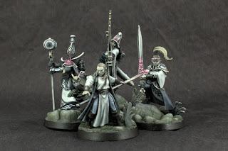 Myari's Purifiers - group photo
