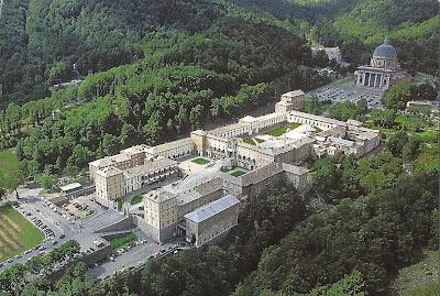 Santuaro di Oropa Unesco whs Italy