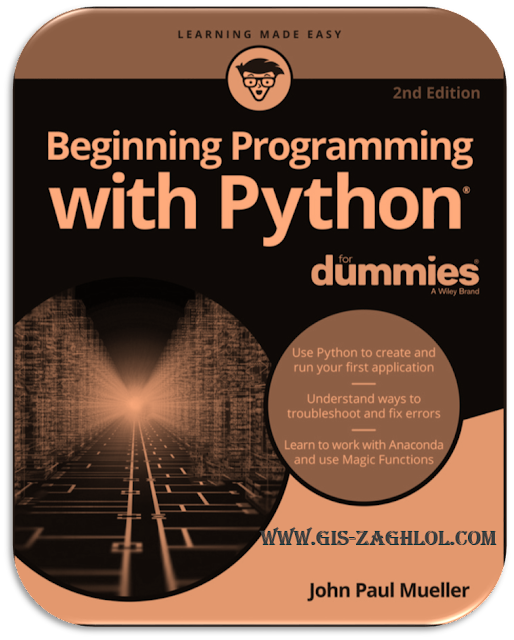 تحميل كتاب بدء البرمجة باستخدام بايثون Beginning Programming with Python pdf
