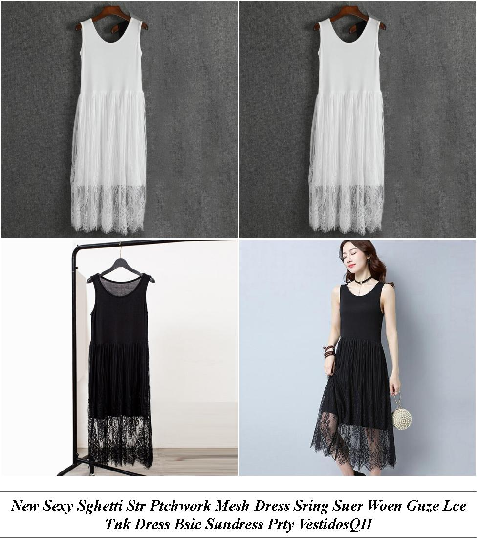 Tea Length Dresses Vintage - For Sale In Rands - Short Formal Dresses With Sleeves
